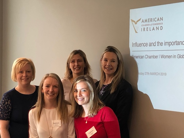 Influence & Persuasion at the American Chambers Women in Global Organisations