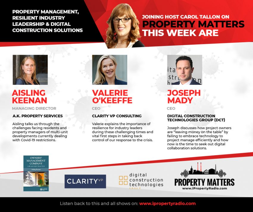 Property Matters | Leading with Resilience in the Property & Construction Sector